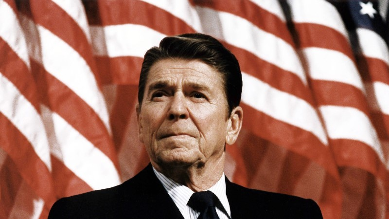 Kümme asja, mida sa tõenäoliselt Ronald Reagani kohta ei teadnud