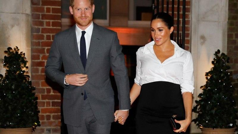 Hertsoginna Meghan kiidab: prints Harryst saab parim isa!