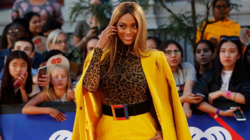 Tyra Banks rajab modellindusteemalise lõbustuspargi