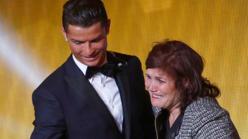 """""""Võitlen elu eest."""" Cristiano Ronaldo ellu saabus järjekordne tagasilöök"""