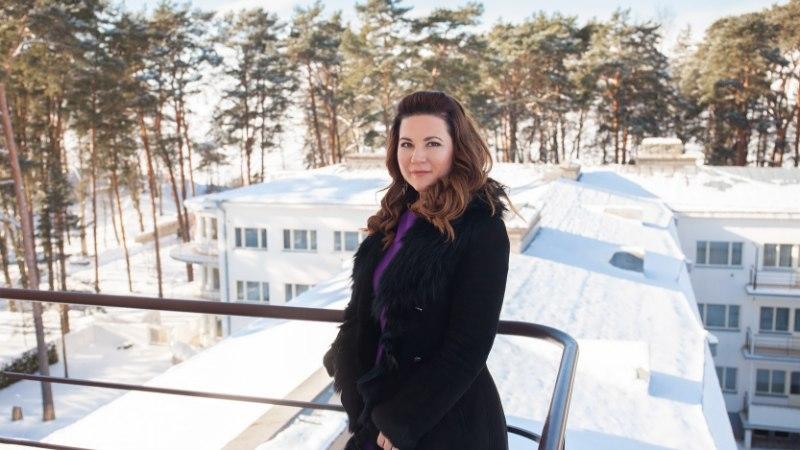 """Директор санатория """"Нарва-Йыэсуу"""" и основатель ProLife Карина Кюппас: все уезжают в столицу, а я уехала из нее"""