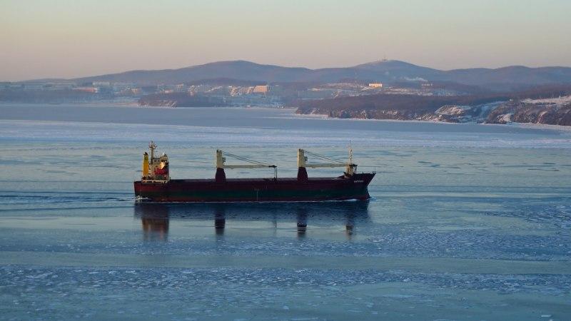 KUI JOOD, ÄRA SEILA! Purjus Vene laevakapten rammis alusega Lõuna-Korea silda