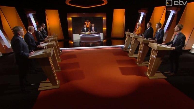 ANALÜÜS | Teledebattides on enim eetriaega saanud sotsid