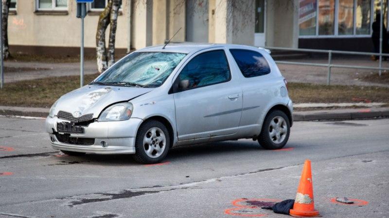 FOTOD | Tallinnas hukkus autolt löögi saanud 72aastane naine