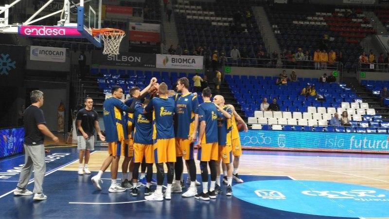 Eesti korvpallurid Hispaanias: Vene koduklubi sai Jõesaare debüütmängus üliolulise võidu, nukker seeria lõppes