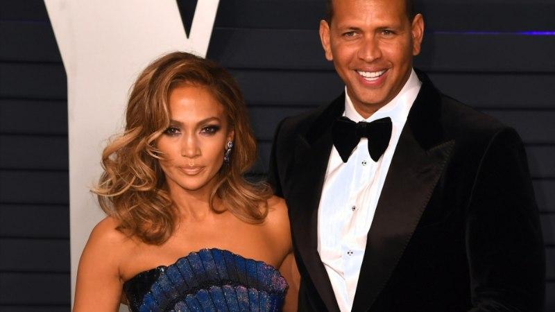 Jennifer Lopez kihlus pesapallikuulsusega