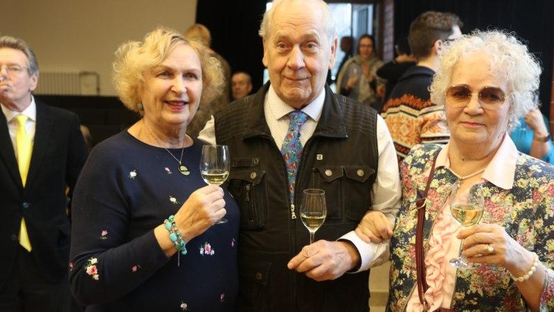 GALERII | Eesti vanim tegutsev meesnäitleja Peeter Jürgens tähistas sünnipäeva