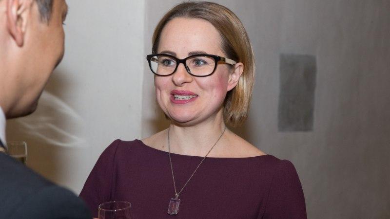 Мария Юферева-Скуратовски приняла решение работать в Рийгикогу