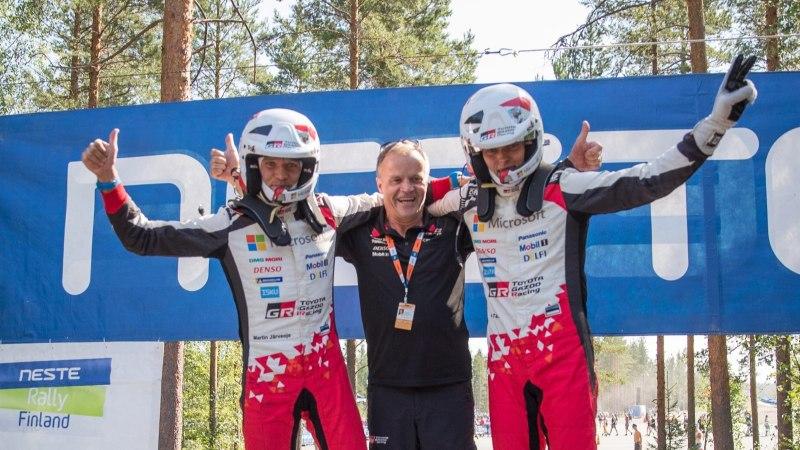Tommi Mäkinen kiitis Ott Tänakut: ta võttis Mehhikost maksimumi