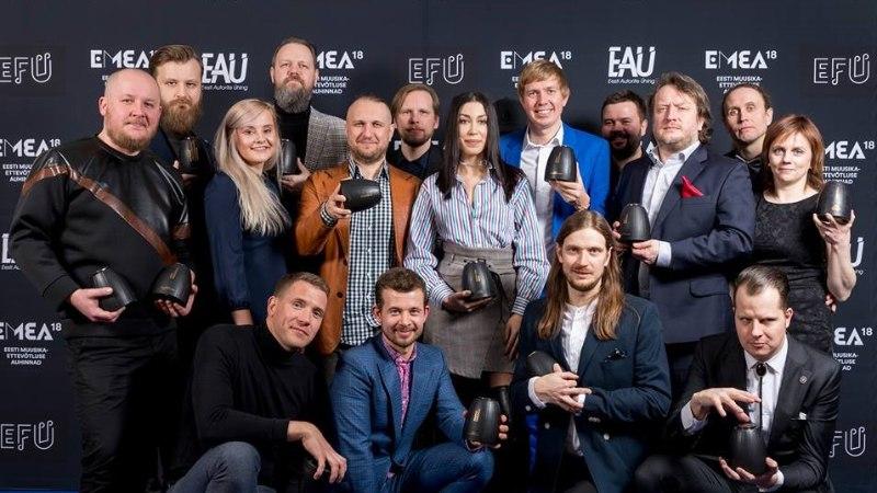 Vaata, kes on Eesti Muusikaettevõtluse Auhinnad 2019 nominendid