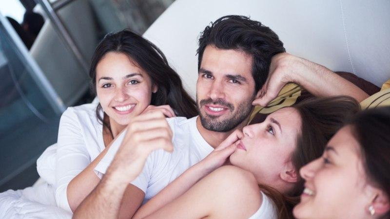 Mis on brittide 10 populaarsemat seksuaalfantaasiat?