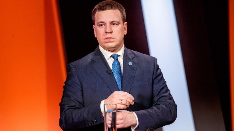 KANNAPÖÖRE?! Jüri Ratas välistas enne valimisi koostöö EKREga