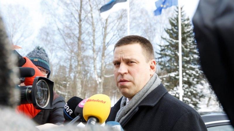 Ратас: создаваемая коалиция поддерживает членство Эстонии в Европейском союзе и НАТО