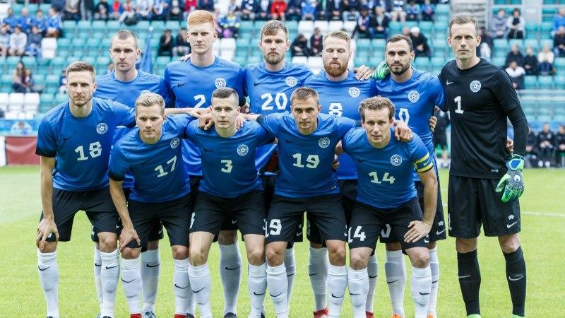 Eesti jalgpallikoondis peab EM-valiksarja alustama Ragnar Klavanita