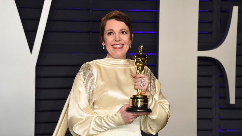 Oscari-võitjast Olivia Colmanist võib saada kleptomaan