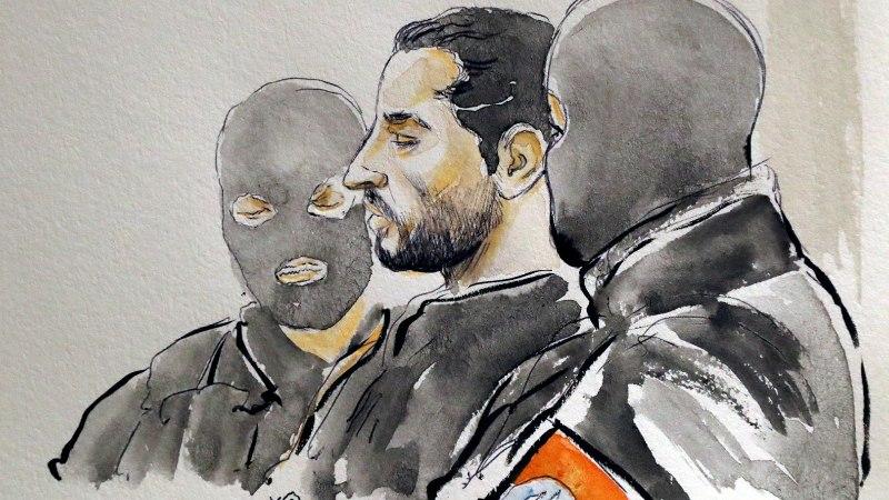Убивший четырех человек в Еврейском музее Брюсселя приговорен к пожизенному сроку заключения