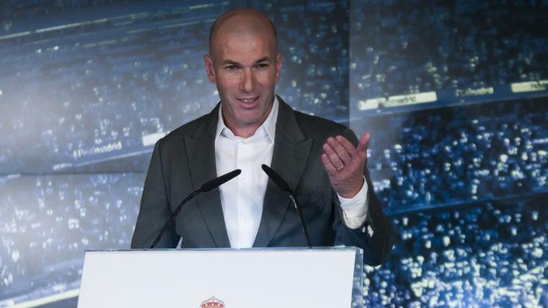 TAGASI KODUS! Zinedine Zidane astub omaenese kingadesse