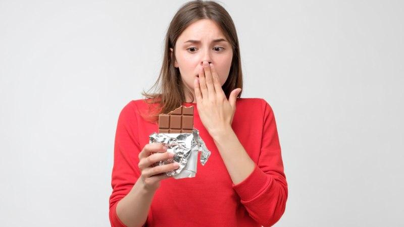 Как перестать есть на нервной почве