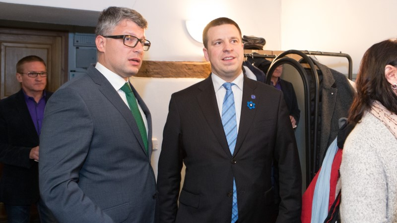 Jüri Ratase võimuiha ajab Keskerakonna lõhki? Mihhail Korb lükkab ümber: kui vaja, läheme opositsiooni