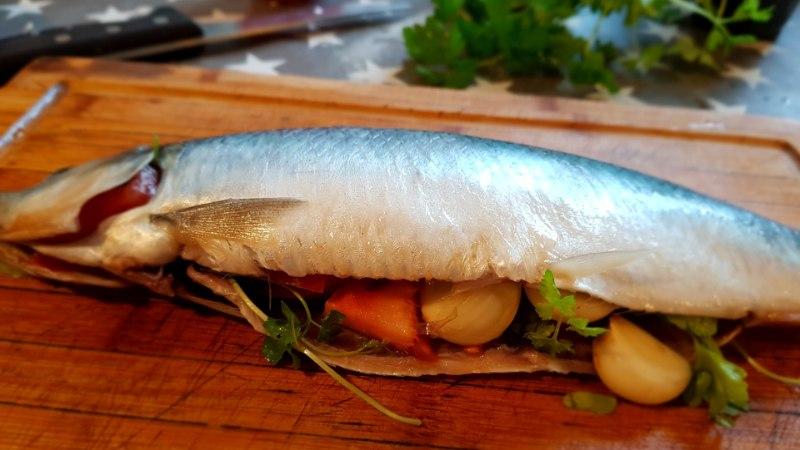 Uus viis, kuidas heeringat süüa ehk Beduiini köögi mõjutused Pajuväraval