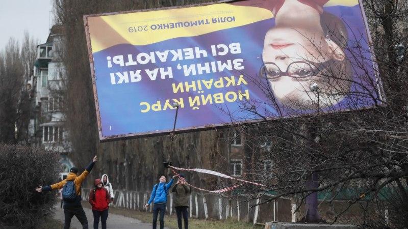 Украинские выборы: некоторые любят погорячее…