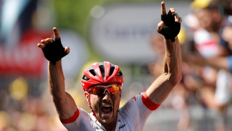 DOPINGUSKANDAAL   Maailma tipprattur eitab seoseid dopinguarst Schmidtiga