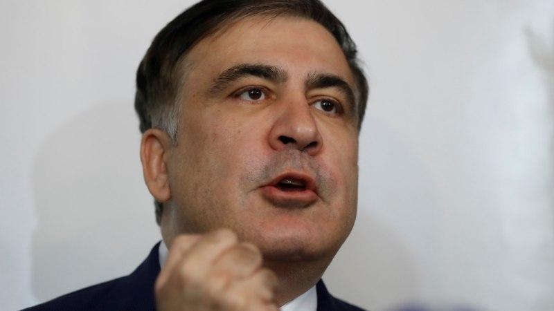 Саакашвили раскрыл тайные планы Порошенко по обмену Крыма