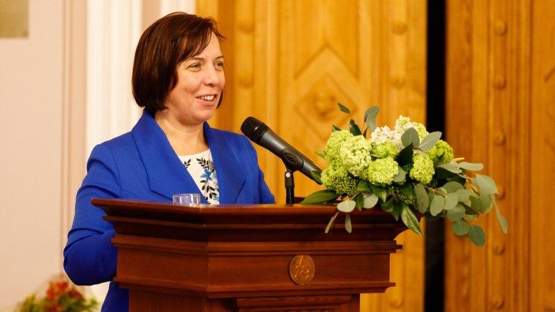 Эстония, Латвия и Молдова лидируют среди стран бывшего СССР по числу женщин-министров