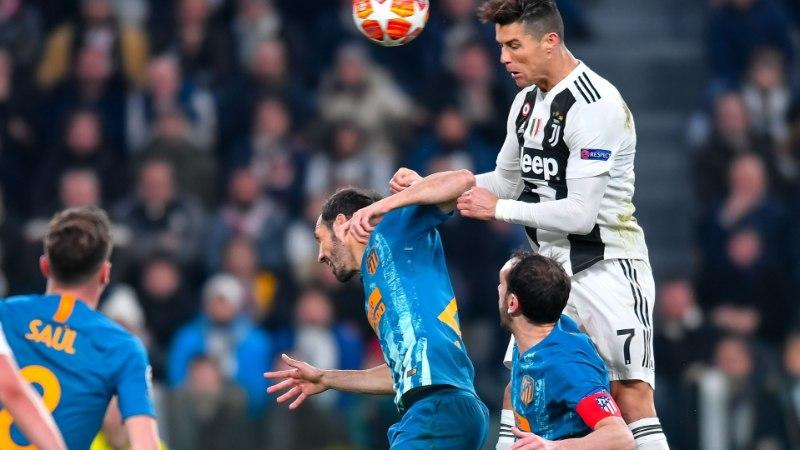 Jalgpall on peaga mäng ning Ronaldo on selles parim