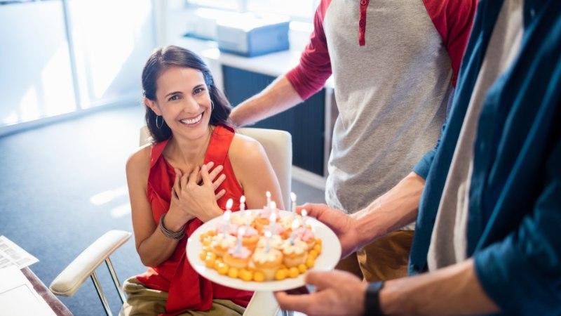 Lugeja küsib: kas teie tööandja peab teid sünnipäeval meeles?