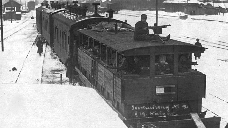 100 aastat tagasi: eestlased võitlesid veristes lahingutes punaväelaste vastu