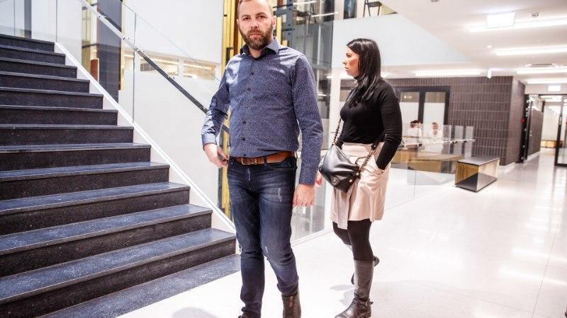 KUIDAS PESTA NAABRITE MAKSURAHA? Kalevipoegadest rahapesijate jõugu liikmete protsess jätkub Soomes