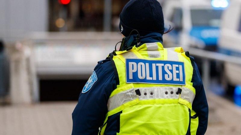 Politsei vahistas kohtutäiturit rünnanud mehe