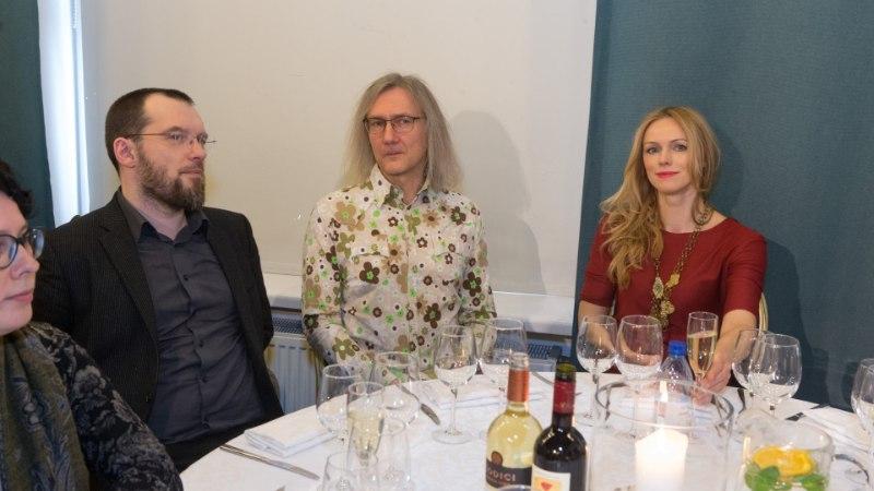GALERII   Selgusid Kultuurkapitali kirjanduse aastapreemia laureaadid