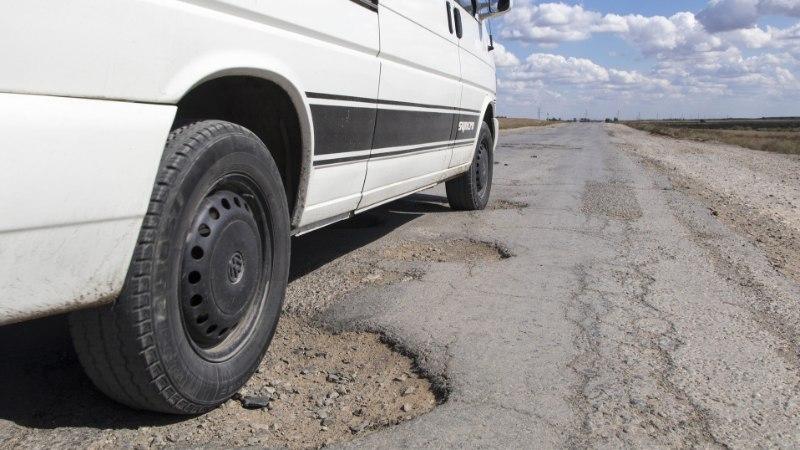 Kevadine teede lagunemine toob kaasa massipiirangud