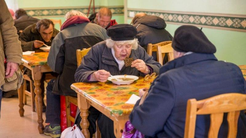 Kuigi Eestis heaolu kasvab, on supiköögi vaeste seis ikka sama
