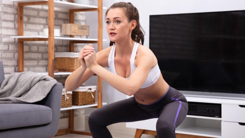 VIDEO | Kuidas iseseisvalt kõrge intensiivsusega harjutusi teha?