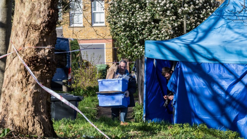 В Таллинне арестовали обвиняемого в убийстве француженки мужчину (ФОТО)