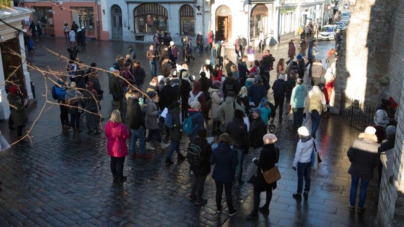Juhtkiri | Kliimastreik toob noored tänavale