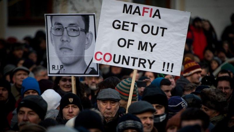 Slovakkia ärikas sai ametliku süüdistuse ajakirjaniku mõrvas