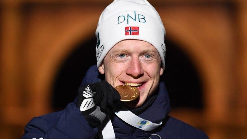 Valitseja Bö tõi Norrale ajaloolise kuldmedali, Eesti duolt tubli sõit