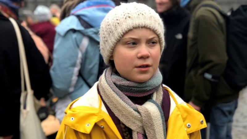 KÕRGE TUNNUSTUS: Rootsi koolitüdruk kandideerib Nobeli rahupreemiale