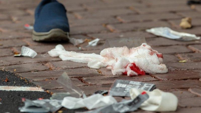 Страшное видео первых минут после атаки на одну из мечетей в Новой Зеландии