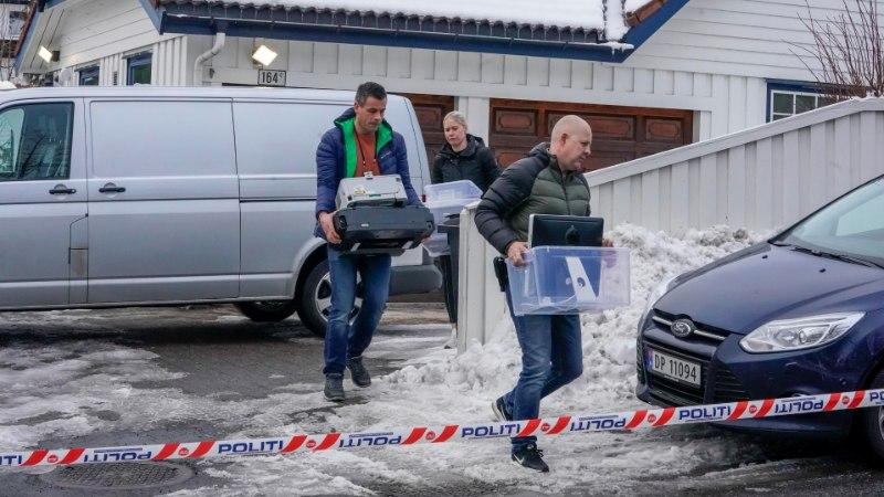 USKUMATU: Norra justiitsministri auto süütajaks osutus tema elukaaslane