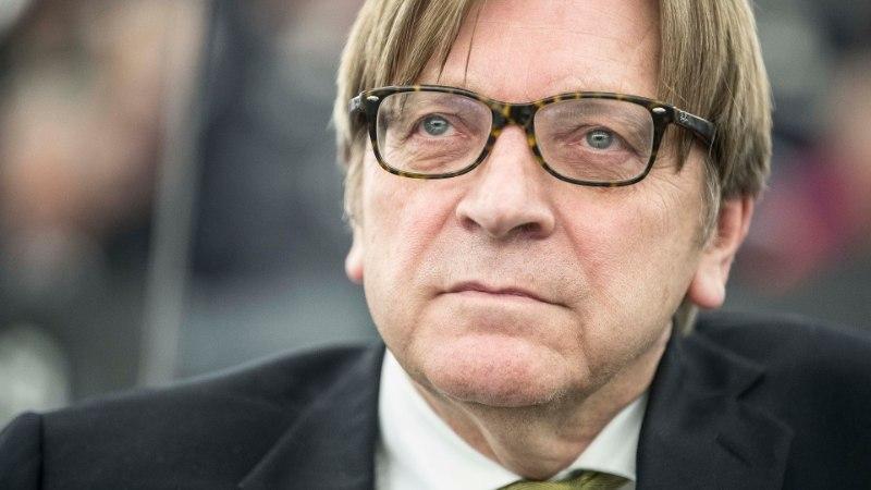 ALDE juhi pressiesindaja: keskerakondlased andsid tõuke EKRE-kriitilisele kirjale