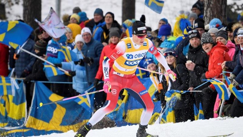 Kläbo tähistas rootslaste koduõuel juubelit, Nilsson norralastele topeltrõõmu ei kinkinud