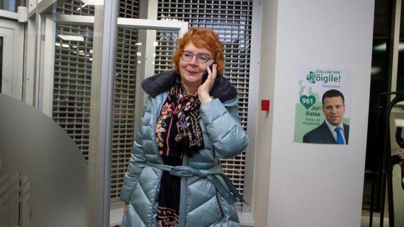 Narva keskerakondlased saadavad juhatusele EKRE-ga kõnelusi tauniva kirja