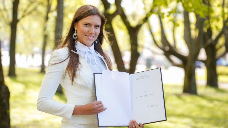 AKADEEMILINE PETTURLUS: Anastassia Kovalenko mõlemad magistritööd osutusid plagiaadiks