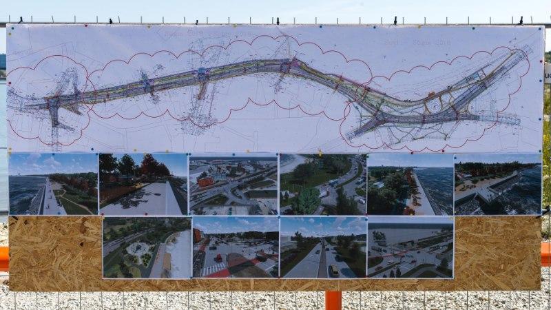 Reidi tee ehitus muudab Russalka ristmikuliikluskorraldust