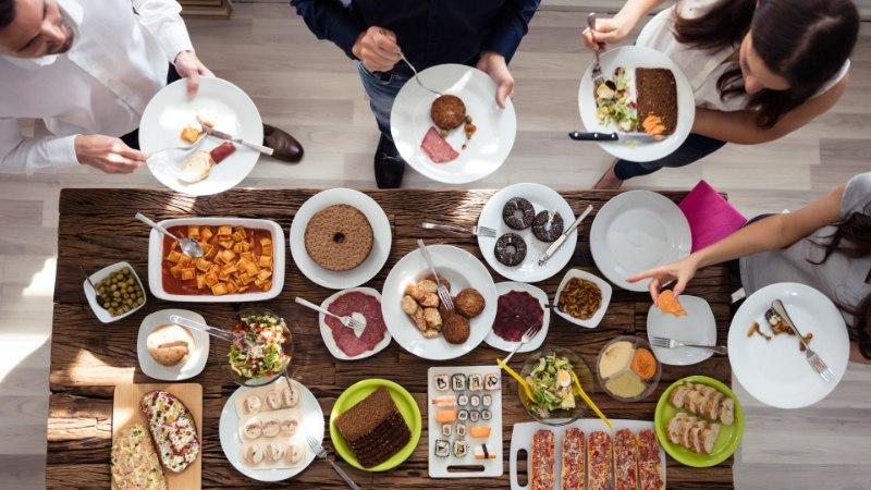 SUVEKS SALEDAKS! 12 head ideed kuidas süüa hästi ja ikka kaalu kaotada